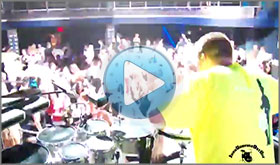 John Donovan The Party Percussionist Nightclub and Casino Entertainment Demo Video