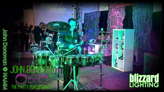 Live Event Percussionist